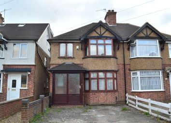Thumbnail 3 bed semi-detached house to rent in Maytree Crescent, Watford