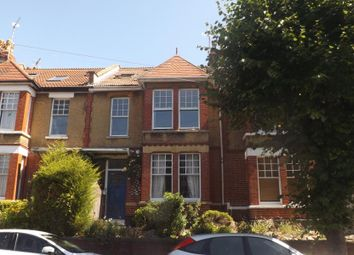 Thumbnail 3 bedroom flat to rent in Claremont Avenue, Bristol