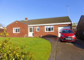 Thumbnail 3 bed detached bungalow for sale in Rowan Close, Killay, Swansea