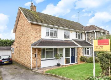 Thumbnail 4 bed semi-detached house for sale in Bourne End, Buckinghamshire