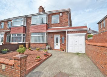 Thumbnail 3 bed semi-detached house for sale in Bolingbroke Road, North Shields