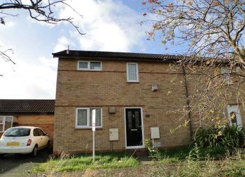 Thumbnail 2 bedroom terraced house for sale in Hendrix Drive, Crownhill, Milton Keynes
