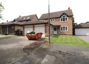 Thumbnail 4 bed detached house to rent in Whitford Drive, Shirley, Solihull