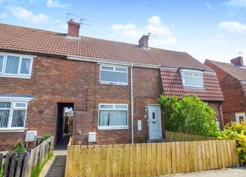 Thumbnail 3 bedroom terraced house for sale in A J Cook Terrace, Shotton Colliery, Durham