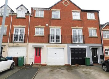 Thumbnail 3 bed town house for sale in Sandalwood Drive, Sandalwood, Stafford