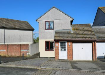 Thumbnail 2 bed link-detached house for sale in Kingsley Court, Fraddon, St. Columb