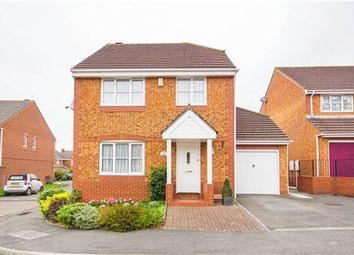 Thumbnail 4 bed detached house for sale in Mitchell Walk, Bridgeyate
