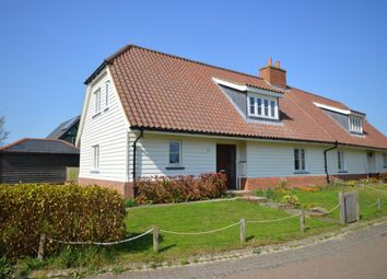 Thumbnail 4 bed semi-detached house to rent in New Creek Road, Faversham