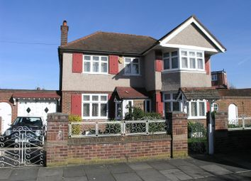 Thumbnail 4 bed detached house for sale in Ryecroft Avenue, Whitton, Twickenham