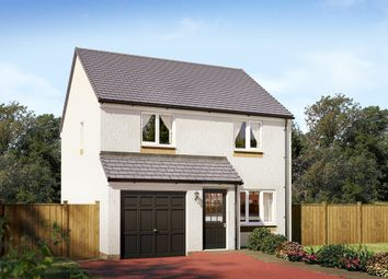 "Thumbnail 3 bed detached house for sale in ""The Kearn"" at Lochview Terrace, Gartcosh, Glasgow"