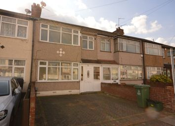 Thumbnail 3 bed terraced house to rent in Overton Road, London