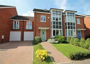 Thumbnail 4 bed terraced house for sale in Catlin Crescent, Shepperton