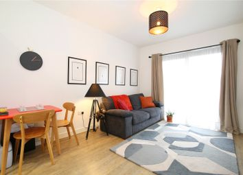 Thumbnail 1 bedroom flat for sale in Kingfisher Heights, 2 Bramwell Way, London