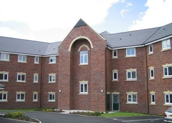 Thumbnail 2 bedroom flat for sale in Lever Court, Lever Close, Blackburn