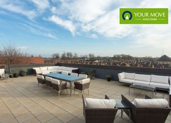 Thumbnail 2 bedroom flat for sale in Cardinal Court Bishophill Junior, York