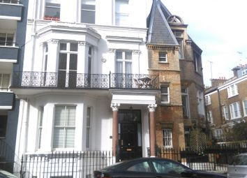 Thumbnail 2 bed flat to rent in Vicarage Gate, London