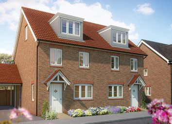 "3 bed property for sale in ""The Beech "" at ""The Beech "" At Drake Grove, Burndell Road, Yapton, Arundel BN18"