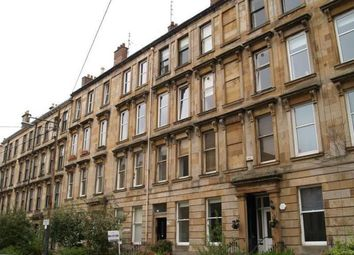 Thumbnail 4 bedroom flat to rent in Kersland Street, Glasgow