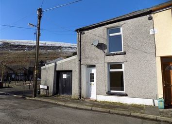 Thumbnail 1 bed terraced house to rent in Gladstone Street, Blaina, Abertillery