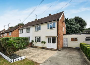 Thumbnail 3 bed semi-detached house for sale in Longs Way, Wokingham