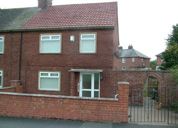 3 bed semi-detached house for sale in Cornwall Road, Shotton, Deeside CH5