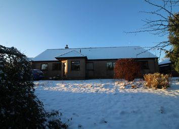 Thumbnail 5 bed detached bungalow for sale in Kiltarlity, By Beauly