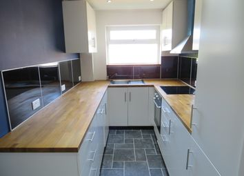 Thumbnail 2 bed flat to rent in Cromer Road, Mundesley, Norwich
