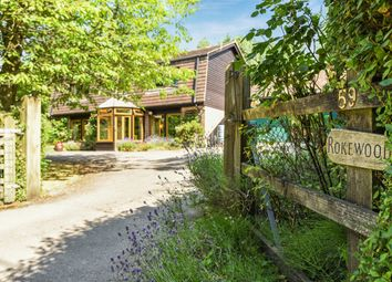 Thumbnail 3 bed detached house for sale in Church Road, Steep