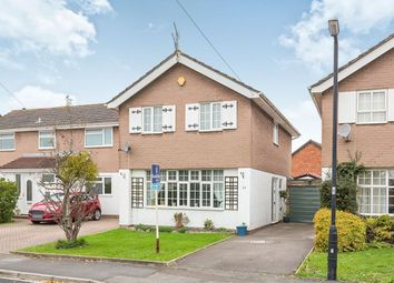 Thumbnail 3 bed detached house for sale in Forester Road, Portishead, Bristol