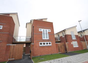 Thumbnail 3 bed link-detached house to rent in Barlow Close, Buckshaw Village, Chorley