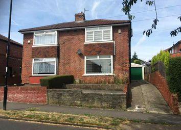 Thumbnail 2 bed semi-detached house for sale in Newlands Road, Sheffield