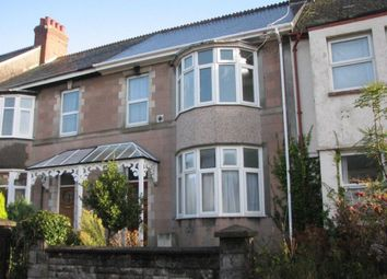 Thumbnail 3 bed property to rent in Dale Gardens, Plymouth