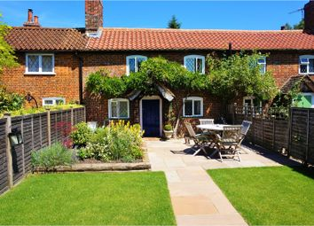Thumbnail 2 bed terraced house for sale in Gosden Common, Guildford