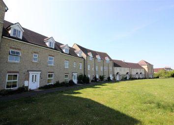 Thumbnail 4 bedroom terraced house for sale in Truscott Avenue, Redhouse, Swindon
