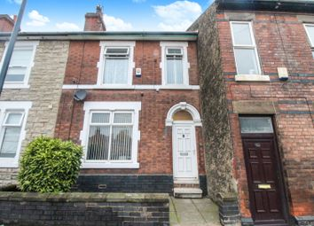 Thumbnail 4 bed terraced house for sale in Uttoxeter Old Road, Derby