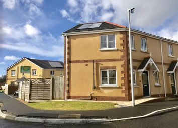 Thumbnail 3 bed semi-detached house for sale in Tirydderwen, Cross Hands, Llanelli