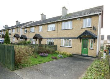 Thumbnail 3 bed end terrace house for sale in 80 Burrin Manor, Tullow Road, Carlow Town, Carlow
