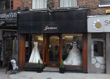 Thumbnail Retail premises for sale in 31 Pelham Street, Nottingham