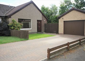 Thumbnail 3 bedroom semi-detached bungalow for sale in Rosebery Place, Eliburn, Livingston