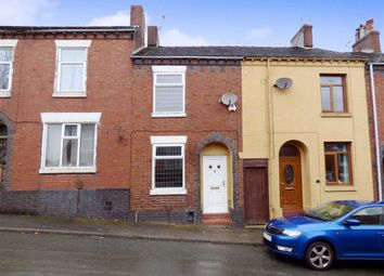 Thumbnail 2 bedroom terraced house to rent in Cooper Street, Chesterton, Newcastle-Under-Lyme
