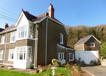 Thumbnail 4 bed semi-detached house for sale in Springfield Road, Carmarthen, Carmarthenshire