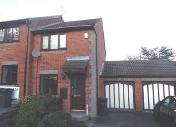 Thumbnail 2 bed property to rent in Mill Brook Drive, Longbridge, Northfield, Birmingham