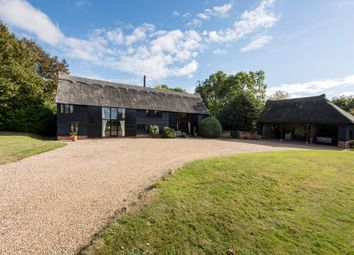 Thumbnail 5 bed barn conversion for sale in Lower Raydon, Ipswich