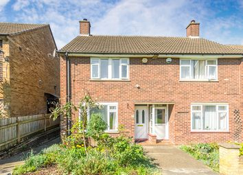 Thumbnail 3 bed semi-detached house for sale in Strongbow Crescent, London