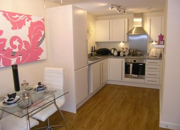 Thumbnail 1 bed flat to rent in Archers Road, Banister Park, Southampton