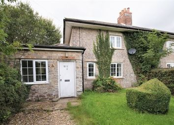 Thumbnail Semi-detached house to rent in Downhead, Shepton Mallet