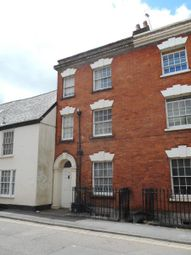 Thumbnail 4 bed terraced house for sale in 38 St. Peter Street, Tiverton, Devon