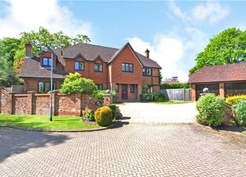 Thumbnail 5 bed detached house for sale in Coombe Hill Court, Windsor, Berkshire