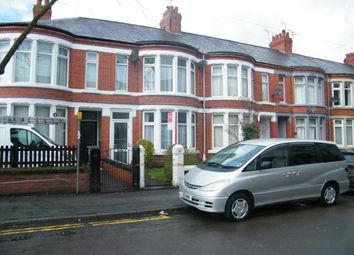 Thumbnail 4 bed terraced house for sale in Ruskin Road, Crewe, Cheshire