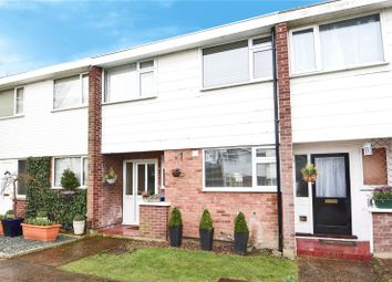 Thumbnail 3 bed terraced house for sale in Hawthorn Way, New Haw, Surrey